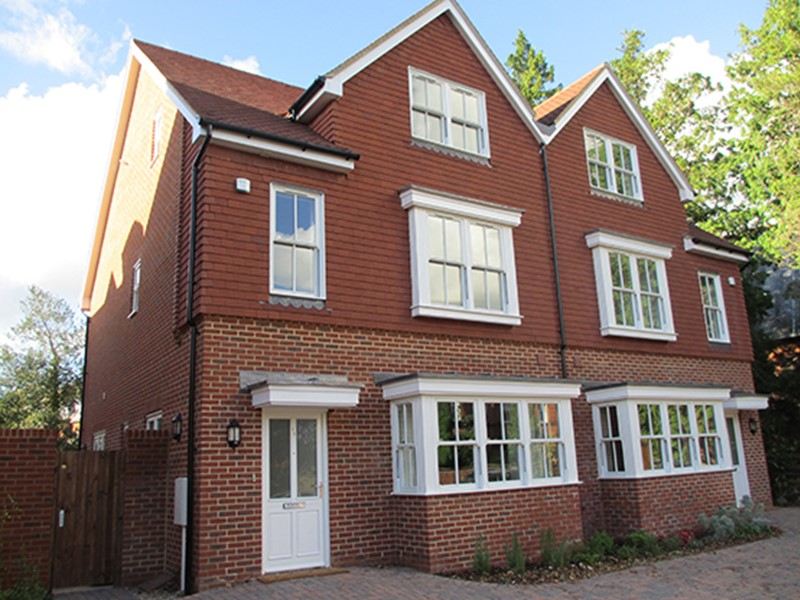 New Homes - , Dry Hill Park Crescent, Tonbridge, Kent TN10 3BJ