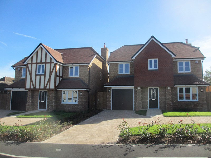 New Homes - , Coxheath, Kent ME17 4PT