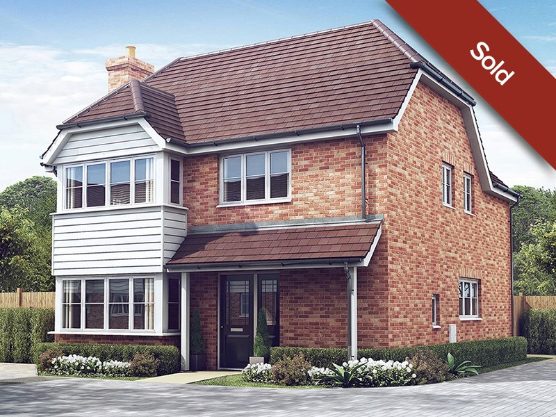 New Homes Blackberry Court, Charing, Kent, TN27 0AE - Plot 2