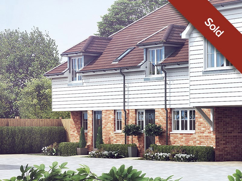 New Homes Blackberry Court, Charing, Kent, TN27 0AE - Plot 3