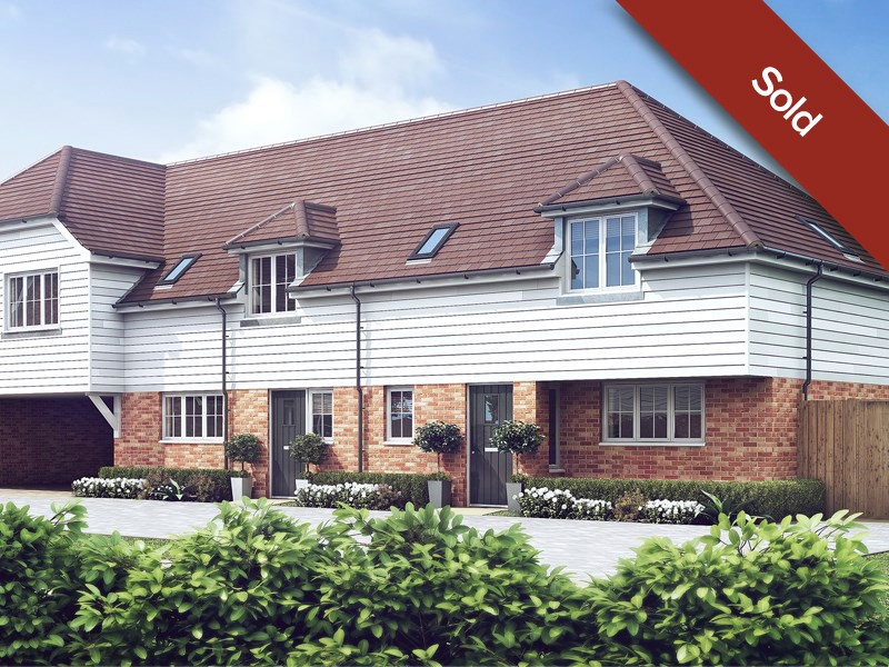 New Homes Blackberry Court, Charing, Kent, TN27 0AE - Plot 5