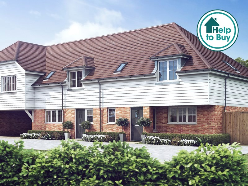 New Homes Blackberry Court, Charing, Kent, TN27 0AE - Plot 6