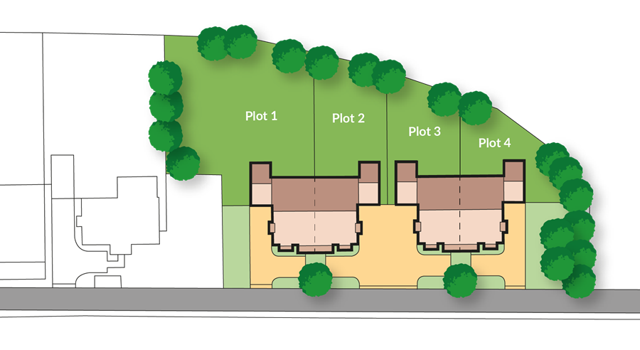 The List Site Plan